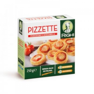 FROZEN MINI PIZZAS