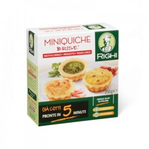 BRISÉ MINI QUICHES